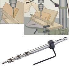 9.5mm Mini Pocket Hole Jig Screws Step Drill Bit Kit For Kreg Woodworking Tools