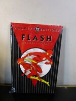 Flash Silver Age Archives Vol 4 by Broome, Infantino & Anderson HC DC OOP SEALED