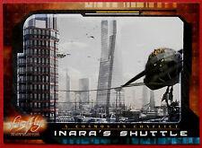 Joss Whedon's FIREFLY - Card #58 - Inara's Shuttle - Inkworks 2006