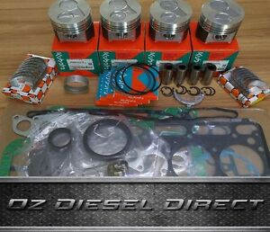 V2203 IDI Overhaul Rebuild for kubota V2203 Thomas bobcat Scat Track STD KIT