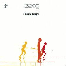 ZERO7 SIMPLE THINGS 2015 double LPS WITH INNER SLEEVE. sealed !!!