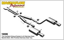 2004-2006 Audi S4 Magnaflow Cat Back Exhaust-Free Shipping 16586