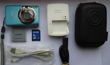 Canon IXUS 95 IS / PowerShot SD1200 IS 10.0 MP Digital Camera + 4 GB Memory Card