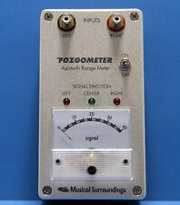 FOZGOMETER ARM Musical Surroundings Azimuth einstellen Messgerät für Tonabnehmer