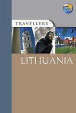 LITHUANIA Thomas Cook Travellers Book (Paperback)