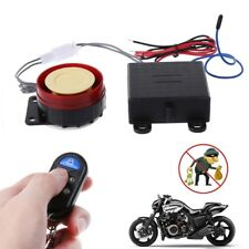 Car Security Alarm System Remote Control 12V Anti-theft Motorcycle Bike