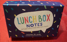Lunch Box Notes - 24 Notes To Let Your Cutie Know You Love Them