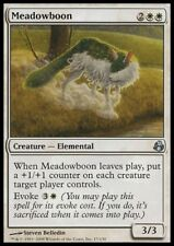 MTG 4x MEADOWBOON - Morningtide *EVOKE, +1/+1 COUNTER*