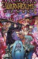 War of Realms #6 Marvel Comics (Select Option) NM Books Series conclusion- Aaron
