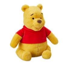 New Official Disney 33cm Winnie The Pooh Medium Soft Plush Toy