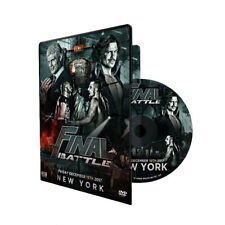 Official ROH Ring of Honor - Final Battle 2017 Event DVD