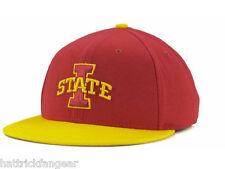 innovative design 33af8 90685 Iowa State Cyclones Nike Tru Dri Fit NCAA Team Logo Flat Bill Cap Hat M