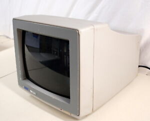 Vintage ATARI SC1224 Color Monitor for 520ST and 1040ST - ships worldwide!