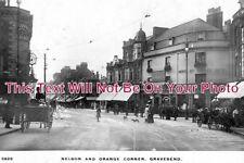 KE 573 - Nelson & Orange Corner, Gravesend, Kent - 6x4 Photo