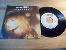 """7"""" pop France Gall-Babacar/c'est bon que tu sois la Apache éoliennes rec"""