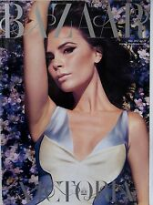 Harper's Bazaar May 2012,Victoria Beckham, Carla Bruni,Amber LIMITED SUBSCRIBER