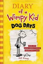 Diary of a Wimpy Kid: Dog Days by Jeff Kinney (2009, Hardcover)