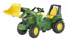 Rolly Toys Treppe Traktor RollyFarmtrac John Deere 7930 grün / gelb