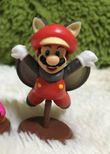 F/S Mario bro U flying SQUIRREL MUSASABI secret figure furuta egg missing tail