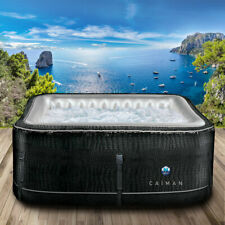 Whirlpool Netspa In-Outdoor Pool Wellness Heizung Massage aufblasbar 168x168cm