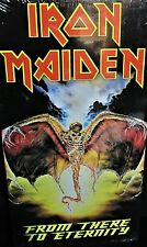 Iron Maiden - From There to Eternity NEW!! RARE! VHS, 1992 PERFORMANCE 90 MINS.