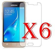 6 PZ PELLICOLA PROTEZIONE Samsung Galaxy J1 (2016) PELLICOLE PROTEGGI SCHERMO