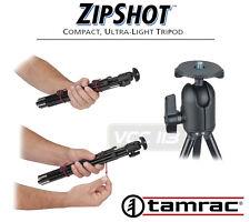 Tamrac TR404 ZipShot Compact Ultra-Light Instant Tripod 3 Lbs Test