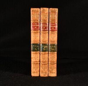 1822 3vol Fortunes of Nigel 1st Ed Sir Walter Scott Triple Decker