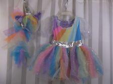 Toddler Girls Unicorn Costume 2-3 T new