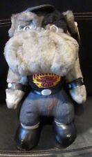 1998 Vintage Harley Davidson Licensed Plush Animal Nwt Bulldog I think