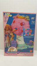 Mattel 1986 Vintage New #3110 Lady LovelyLocks Pixietail Tree House RARE NIB