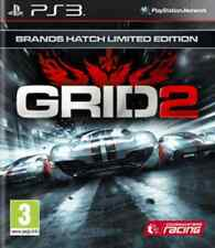 Grid 2 Brands Hatch Edition Game PS3 Sony PlayStation 3 PS3 Brand New