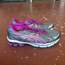 Asics GT-2170 Womens Size 8 Athletic Running Shoes Gray Purple Tennis Running