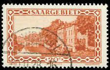Scott # 122 - 1926 - ' Saarlouis Fort/Barracks '