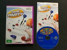Game Party - Nintendo Wii Game PAL Region