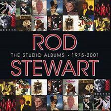 Rod Stewart - The Studio Albums 1975-2001 - New 14CD Box Set