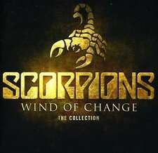 SCORPIONS ( NEW SEALED CD ) WIND OF CHANGE / GREATEST HITS / THE VERY BEST OF