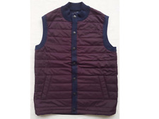 Barbour Men's Essential Quilted Vest - Midnight, Size Medium M (38-40)