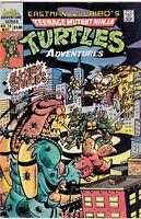 Teenage Mutant Ninja Turtles #10 Comic Book Archie Fine