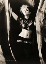 1984 Vintage MADONNA By HERB RITTS Pop Diva Music Boy Toy Quadtone Photo 12x16