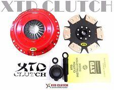 XTD STAGE 3 RACE CLUTCH KIT 1991-98 BMW 318i 318is 95-98 318ti 1.8L 1.9L w/o AC