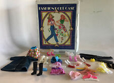 Fashion Doll Case 1970s Clothes/accessories