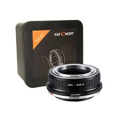 K&F Concept M42-EOS R Adapter M42 to Canon Full Frame EOS R EOS-R M42 (KF06.382)