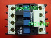 1pcs Telemecanique Contactor LC1-D1210 M7 220V N/O