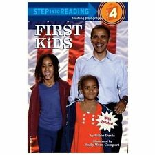 First Kids (Step into Reading) by Davis, Gibbs