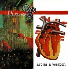 Purpose - Art As A Weapon CD IGNITE BOY SETS FIRE TURNING POINT