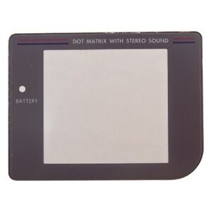 NEW Replacement Screen Lens for Gray Game Boy Original - Gameboy Classic