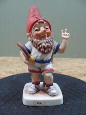 Goebel Gnome Co-Boy 17531-17 TMK 6 1979 Ted the Tennis Player Goebel, USC#183