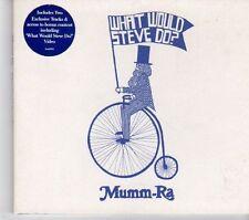 (EW687) Mumm-Ra, What Would Steve Do? - 2007 CD