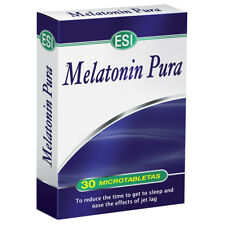 MELATONINA PURA 1 MG - HELPS TO SLEEP - ESI
